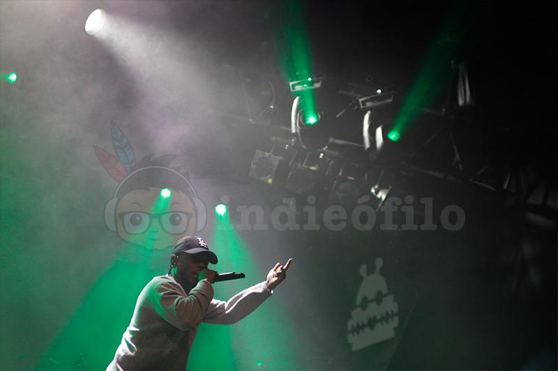 Kendrick Lamar - Lowlands 2015 (2)