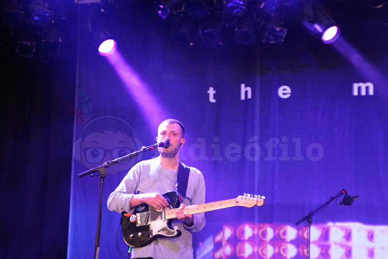 The Maccabees - Lowlands 2015 (2)