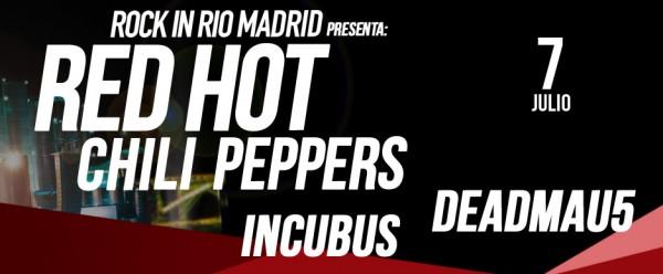 Primeras confirmaciones para el Rock in Rio Madrid 2012