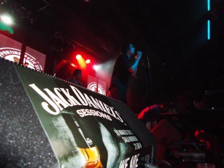 Jack Daniels Sessions Valencia 2012