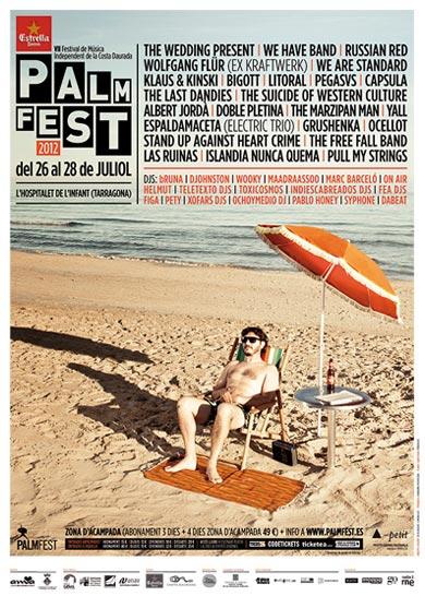 Palmfest 2012 cierra su cartel con Capsula, Yall y The Suicide Of Western Culture