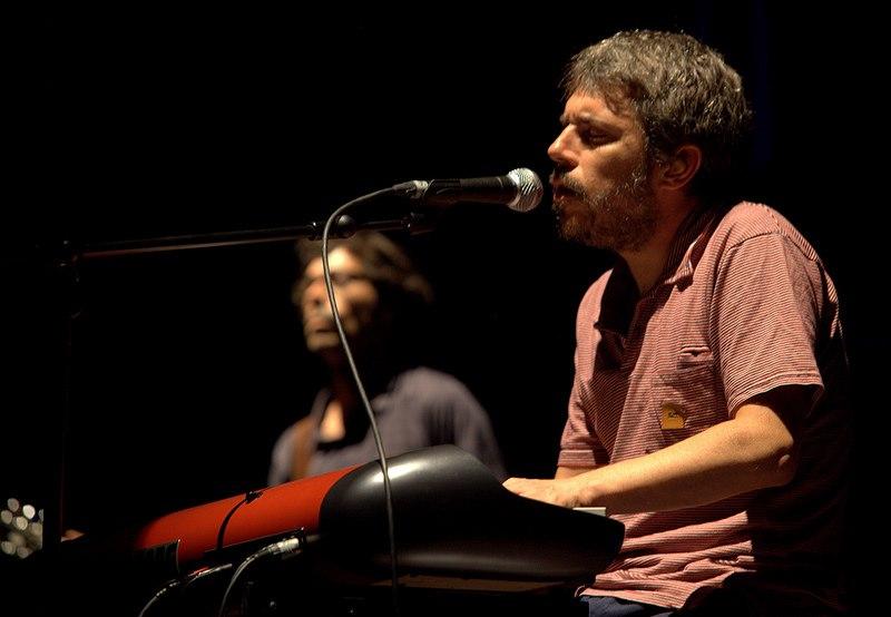 Low cost festival 2012 Iván Ferreiro