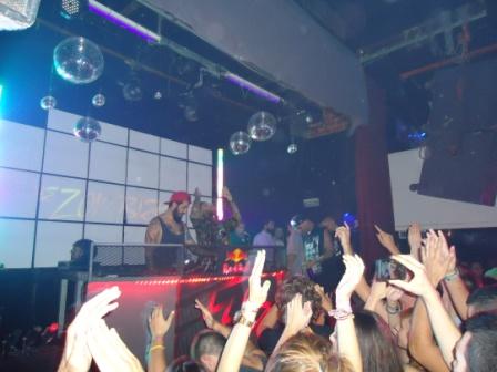 The Zombie Kids – 06 de julio de 2012 (La3 – Valencia)