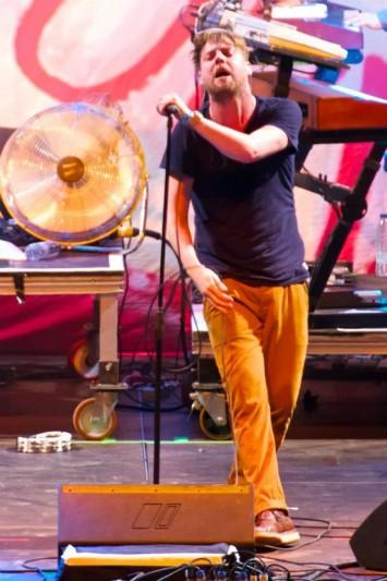 Arenal Sound 2012 Kaiser Chiefs