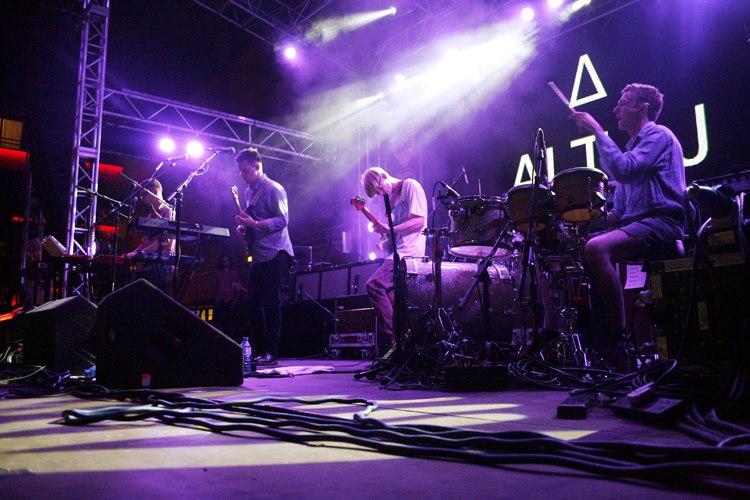 Bloc Party + Alt J – 04 Septiembre 2012 (Mallorca Rocks – Magalluf)