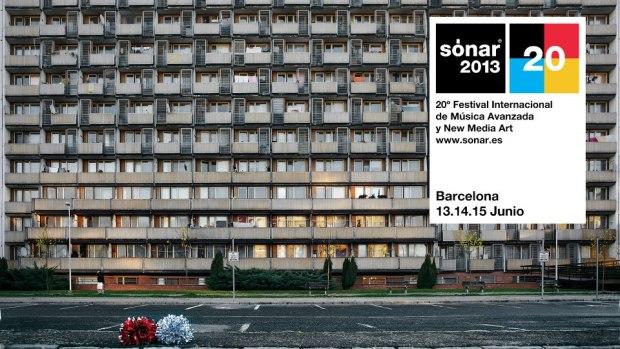 El Sónar 2013 anuncia sus primeros nombres
