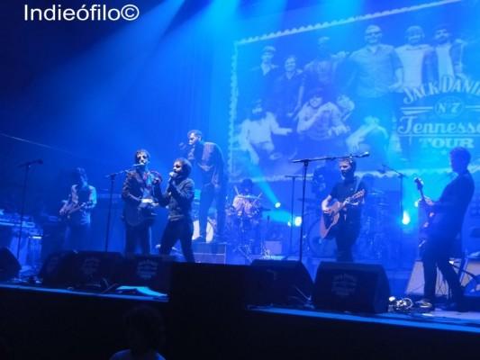 Jack Daniels Tennessee Tour – 24 de noviembre de 2012 (Placa Buigas – Barcelona)