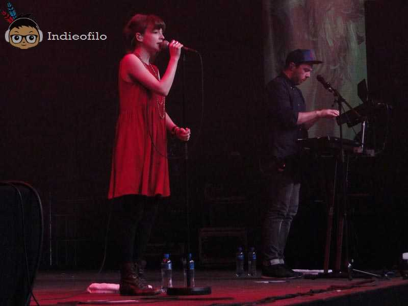 Chvrches - Pitch festival 2013 (5)