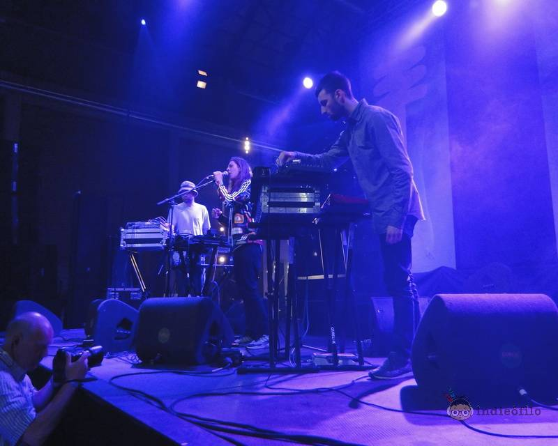Darkstar - Pitch Festival 2013