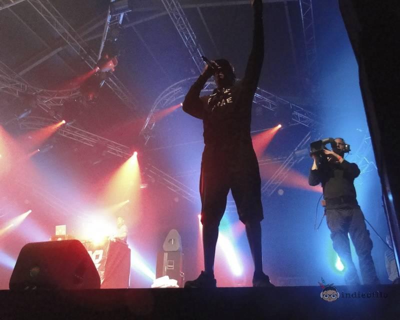 Dizzie Rascal - Pitch Festival 2013  (3)