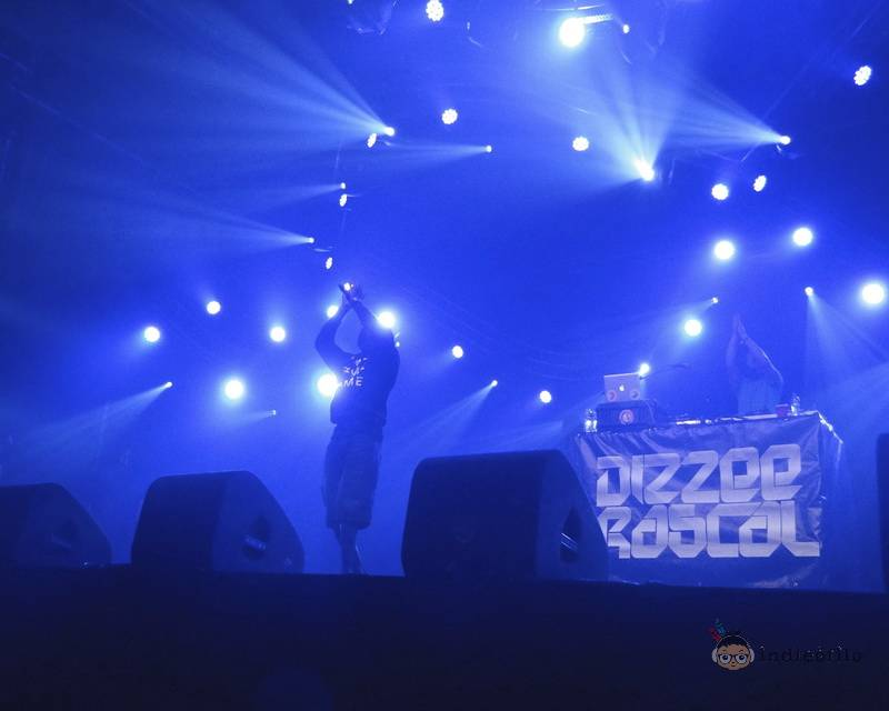 Dizzie Rascal - Pitch Festival 2013  (9)