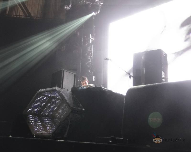 Flume - Pitch Festival 2013  (1)