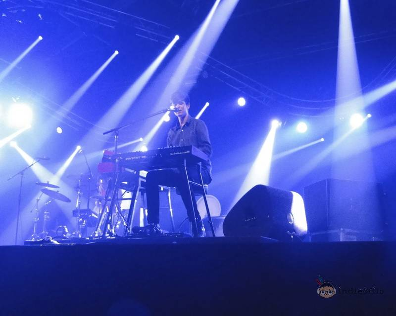 James Blake - Pitch Festival 2013  (1)