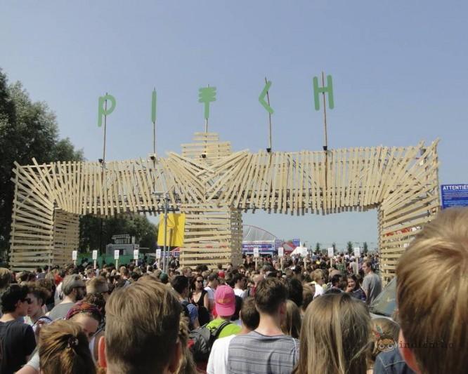 Pitch Festival – 05 Julio 2013 (Westergasfabriek – Amsterdam)