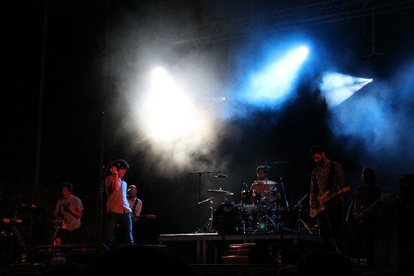 we are standard arenal sound 2013