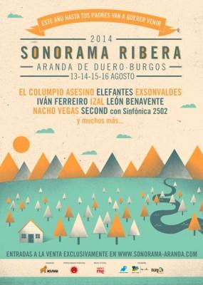 Primeros nombres para el Sonorama Ribera 2014