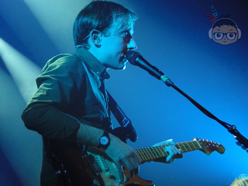 Bombay Bicycle Club – 10 de Febrero 2014 (Melkweg – Amsterdam)