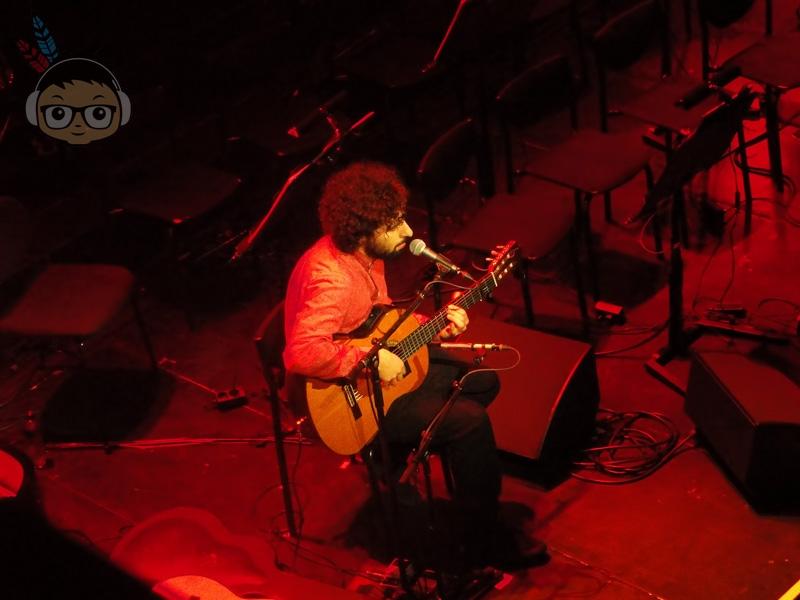 Jose Gonzalez - Cross Linx Festival 2014