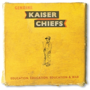 El nuevo trabajo de Kaiser Chiefs, Education, Education, Education & War, ya disponible en soundcloud