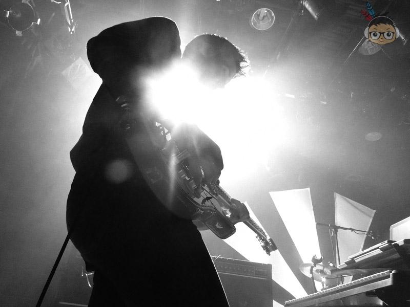 Wild Beasts - 03rd April Amsterdam 2014