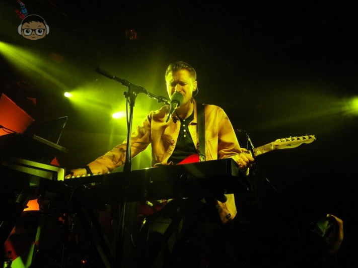 Wild Beasts – 03rd April 2014 (Melkweg – Amsterdam)