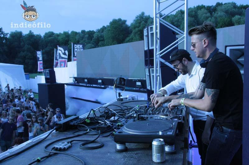 Dekmantel festival 2014 - Talaboman