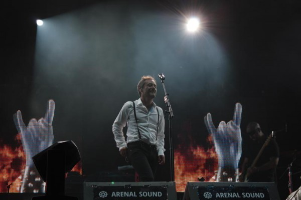 Arenal Sound 2014 – 31st July 2014 (Burriana)
