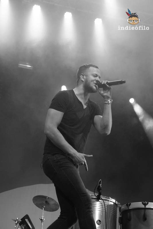 Lowlands 2014 - Imagine Dragons (3)