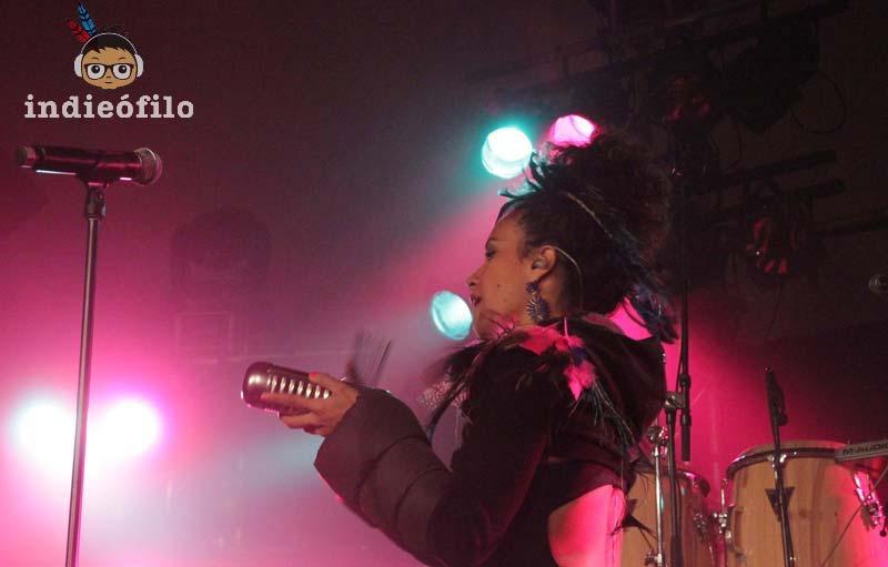 Lowlands 2014 - La Yegros (7)