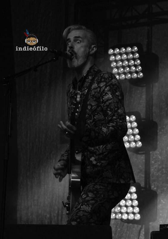 Lowlands 2014 - Triggerfinger (7)