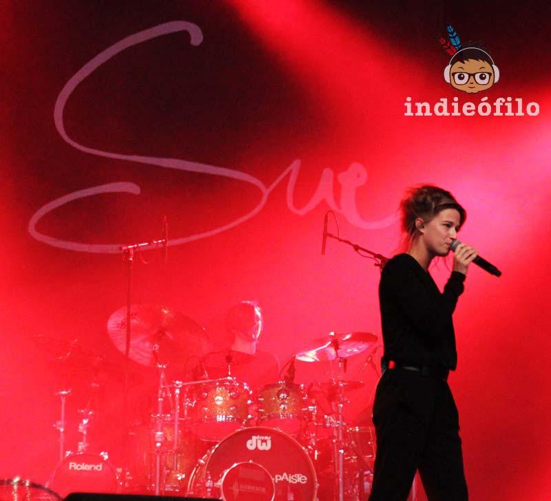 Lowlands Festival 2014 - Selah Sue (4)