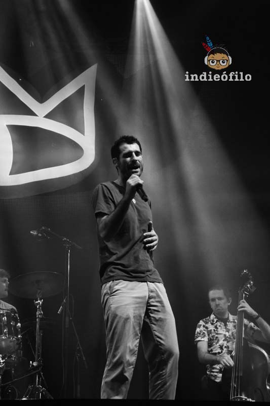 Lowlands Festival 2014 - The Cat Empire (1)