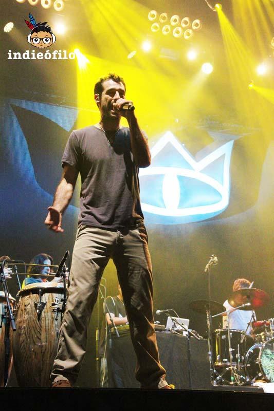 Lowlands Festival 2014 - The Cat Empire (3)
