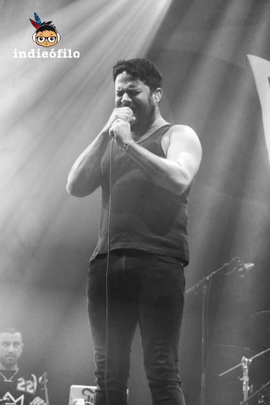 Lowlands Festival 2014 - The Cat Empire (6)