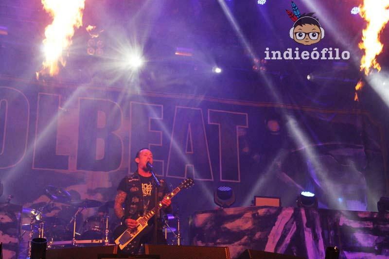 Lowlands Festival 2014 - Volbeat (2)