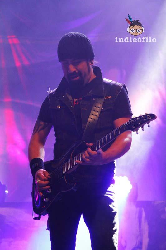 Lowlands Festival 2014 - Volbeat (3)