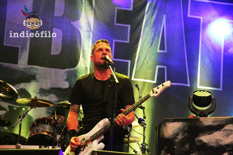 Lowlands Festival 2014 - Volbeat (5)
