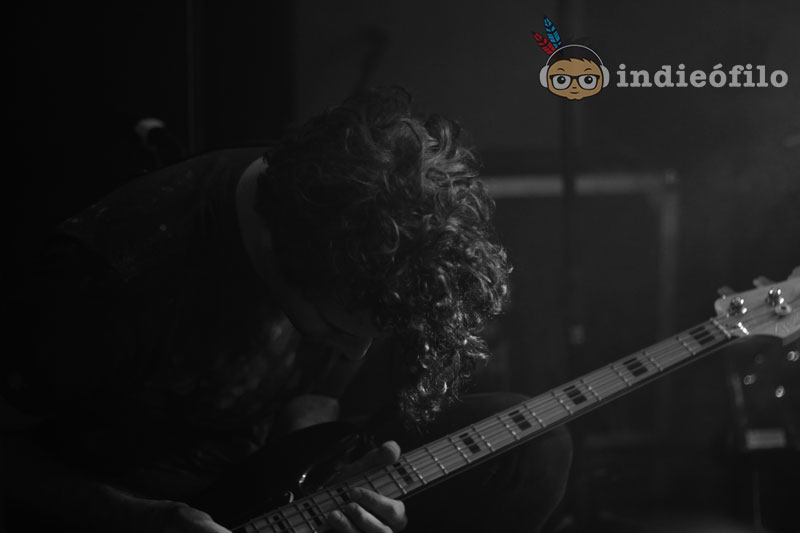 London Calling November 2014 - Fever The Ghost (2)