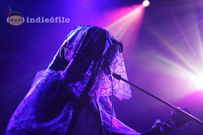 London Calling November 2014 - Fever The Ghost (3)