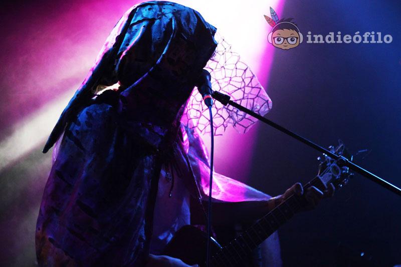 London Calling November 2014 - Fever The Ghost (4)
