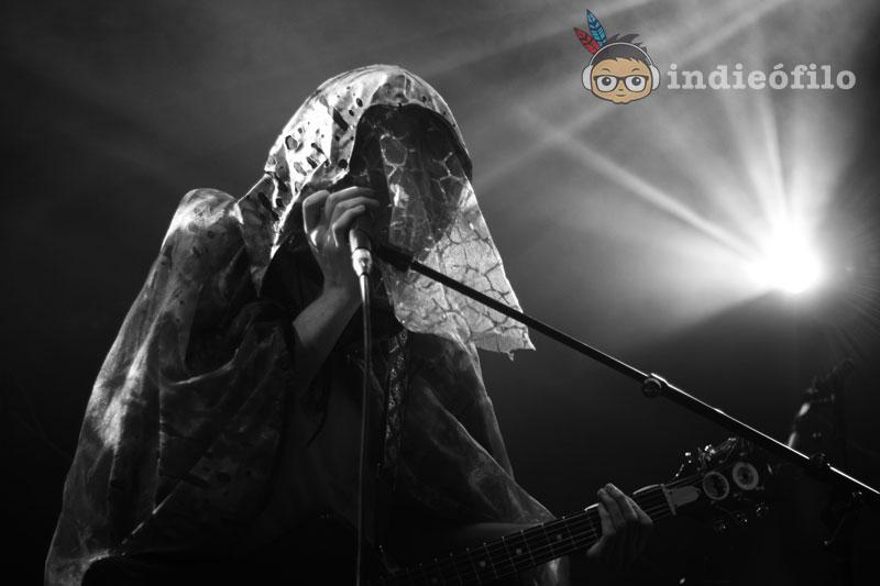 London Calling November 2014 - Fever The Ghost (5)