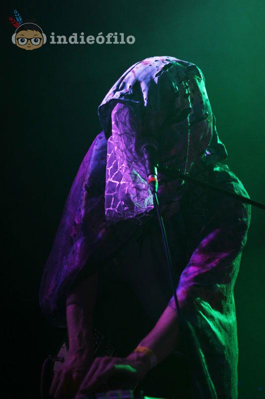 London Calling November 2014 - Fever The Ghost (8)
