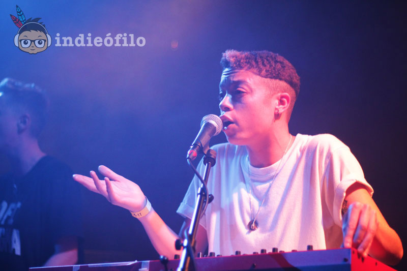 London Calling November 2014 - Nimmo And The Gauntletts (6)