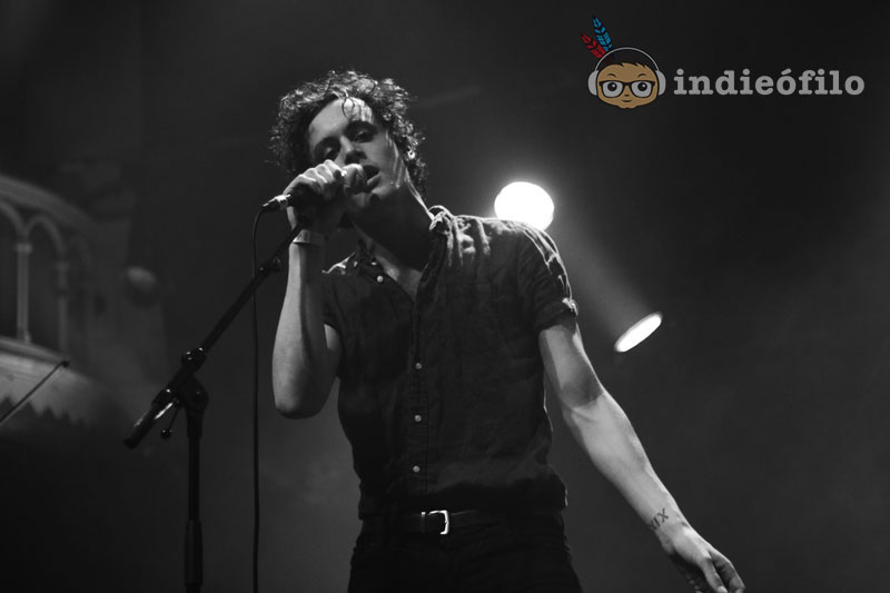 London Calling November 2014 - The Mispers (4)