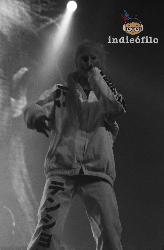 Lowlands 2014 - Die Antwoord (2)