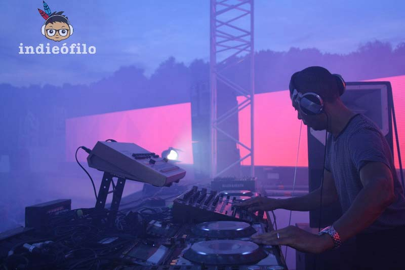 Dekmantel Festival – 1st, 2nd and 3rd August 2014 (Amsterdam)
