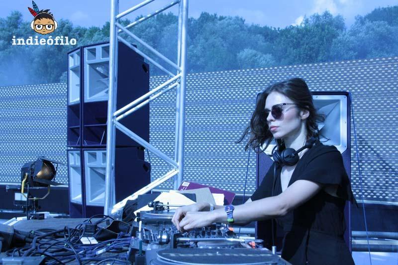 Dekmantel festival 2014 - Nina Kraviz