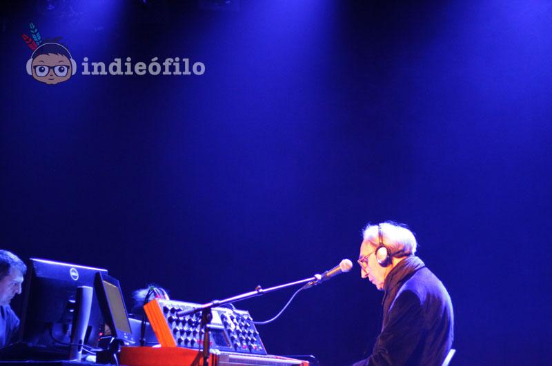 Franco Battiato - Melkweg Amsterdam 2015  (1)