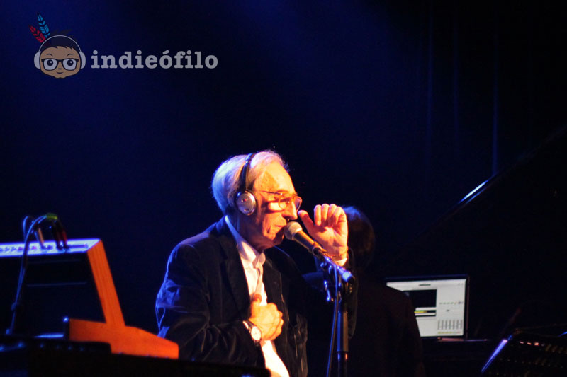 Franco Battiato - Melkweg Amsterdam 2015  (10)