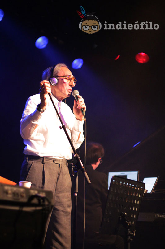 Franco Battiato - Melkweg Amsterdam 2015  (20)